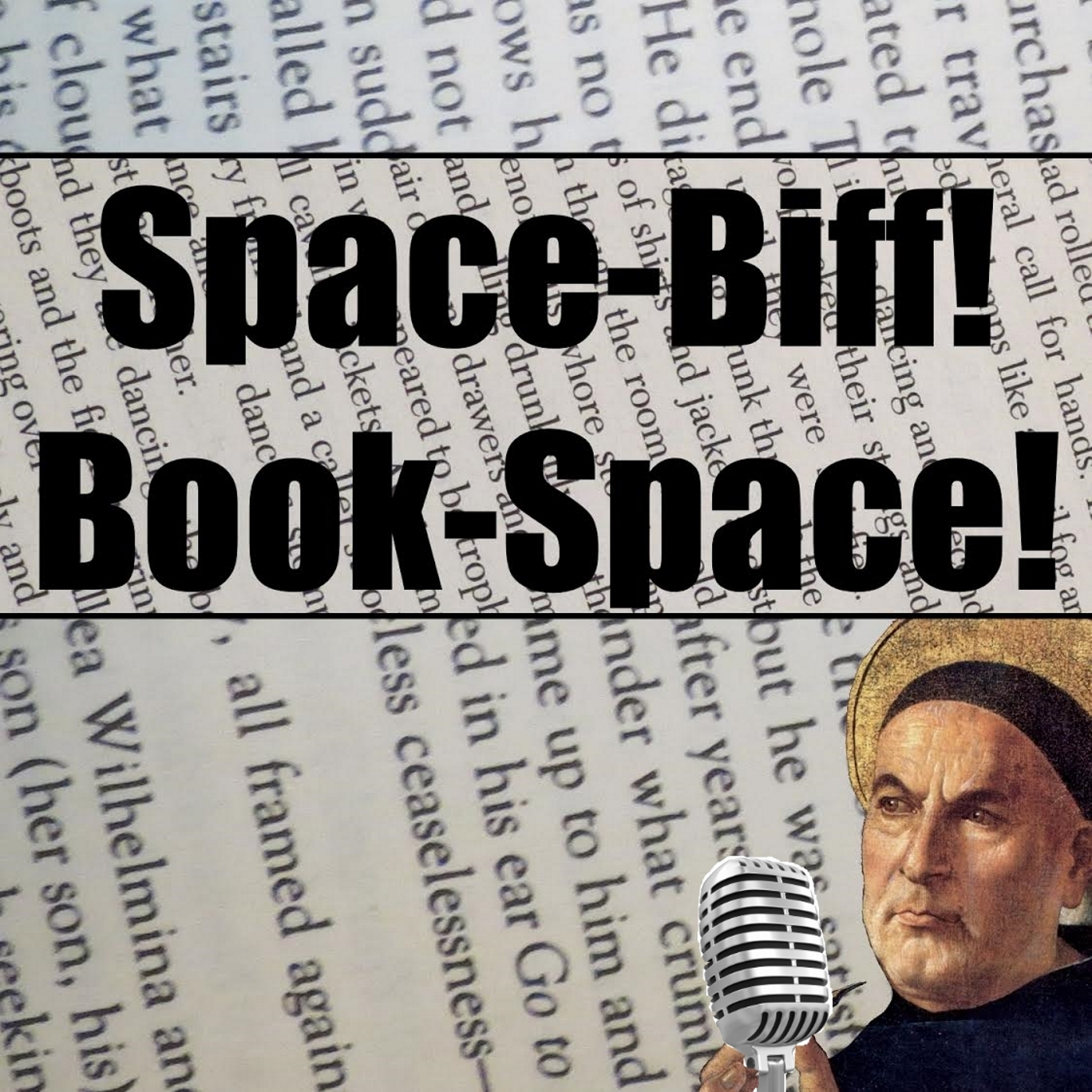 The Space-Biff! Book-Space!
